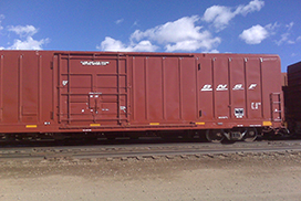 Insulated Boxcar